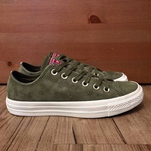 💚NEW💚 CONVERSE ALL STAR LEATHER LOW